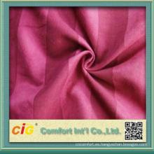 Ante diseños de Jacquard bordado llano populares de moda por mayor de tela