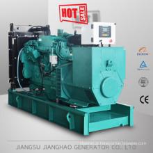 Gerador diesel 160KW para venda com baixo consumo de combustível