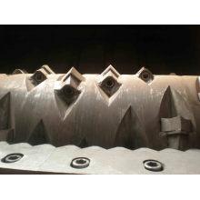 Déchiqueteur de double tuyau de HDPE grand tuyau