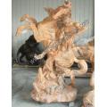Escultura de pedra esculpida estátua mármore escultura para decoração de jardim (sy-x1139)