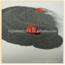 Green silicon carbide Sandpaper used