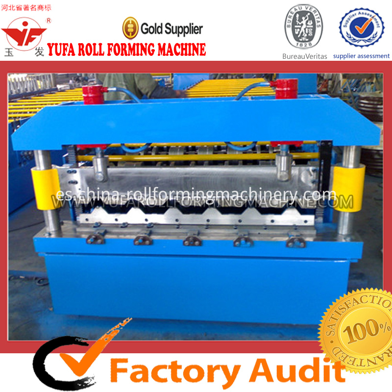 fully automatic 920 roof tile roll forming machine