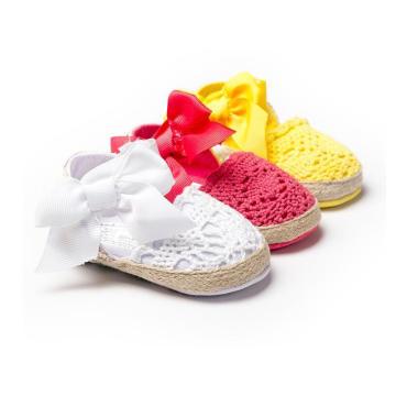 Recién nacidos bebé niño zapatos suaves suela infantil mocasines prewakler