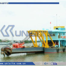 high quality customized dredger (USC-1-001)