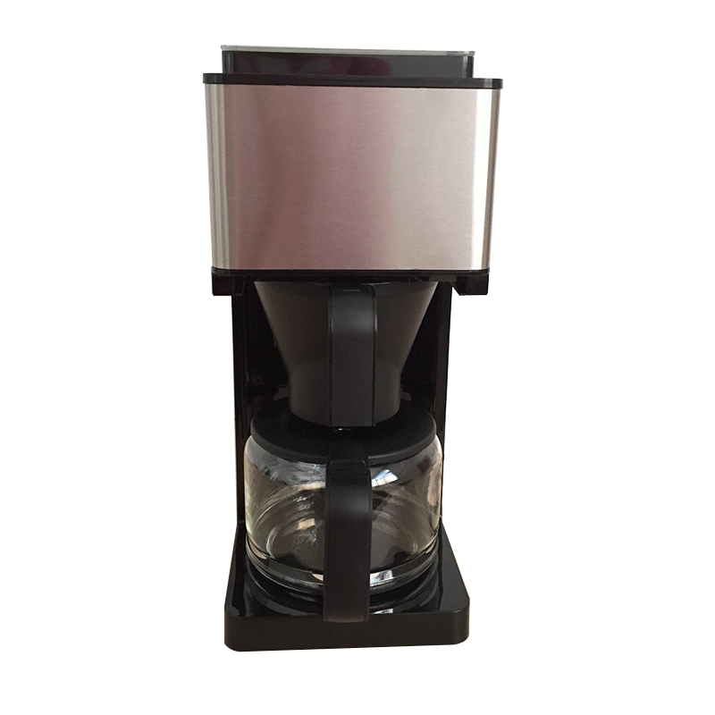 coffee maker grinder all in one