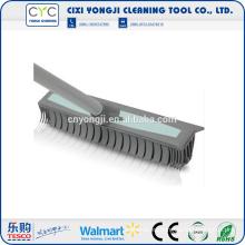 Manija larga al por mayor de la escobilla de goma de la limpieza interior casera