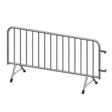 Portable road barriers /Metal crowd control barrier,China good supplier about the used crowd control barrier/metal crowd control