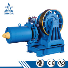 Electric Lift Motor Cheap Geared Traction Machine Elevator