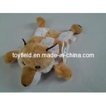 Multi-Squeakers Fox Dog Toy Animal Pet Toy