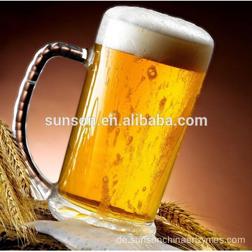 Food grade liquid glucoamylase enzyme for beer brewing industry GA-01L