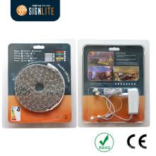SMD3528 IP33 / IP64 LED Flexibler Streifensatz