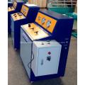 Portable manual control safety valve test bench