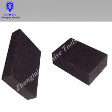 Hot sale Promotional Most Powerful Abrasive Sanding Sponge for polishing car with handle