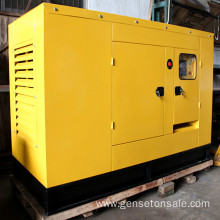 650kVA Cummins Engine Soundproof Diesel Generator
