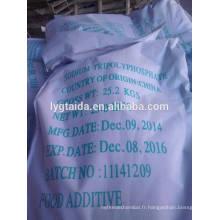 Tripolyphosphate de sodium de qualité alimentaire-STPP