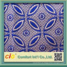 2015 bajo precio caliente venta de tejido Jacquard