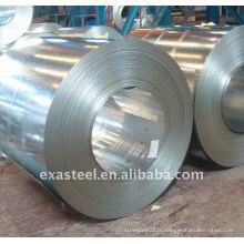 Bobines galvanisées 600-1250mm
