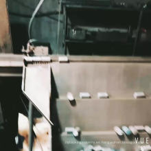 Pieza de forjado de acero y mecanizado de precisión a medida