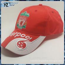 high quality Custom custom leather patch logo baseball hats wholesale Custom