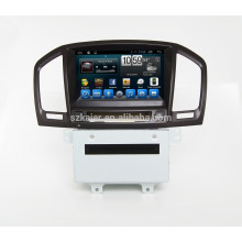Kaier Hersteller 2 din 8 '' Auto GPS DVD Radio GPS System für Buick Insigina Regal 2009 2010 2011 2012 mit SWC