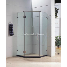 Cabina de ducha sin marco (SE-207)
