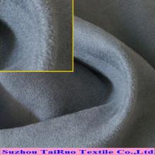 Tecido de micro-camurça para calçado