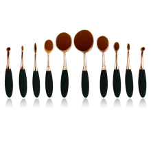 2016 Hot Sale Makeup Brush Set with Toothbrush Shaped (TOOL-85)