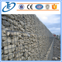 80*100mm/2*1*1m Galfan Coated Double Twist Gabions