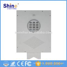 Venta caliente 12W a-One Calidad LED Energía Solar Lámparas