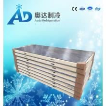 China Low Price Isolierte Platten für Cold Storage zum Verkauf
