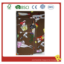 PU Hardcover Paper Notebook with Nice Print