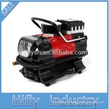 Compresor de aire plástico del metal del compresor de aire del compresor de aire del compresor de aire del coche de HF-J207 DC12V (certificado del CE)