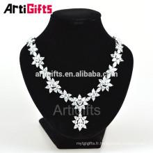 Artigifts gros cadeaux de mariage fait main collier avec pendentif