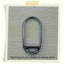 Zinc Die Casting for Key Ring Which Obtained Quality Guaranteed Made in Chinese Factory