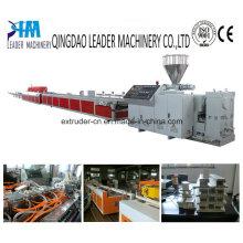 PVC/UPVC Window/Door Profiles Extrusion Production Line Machine