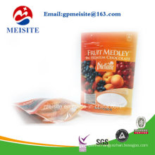 High Quality Doypack Zipper Plastic Nuts Snack Bag