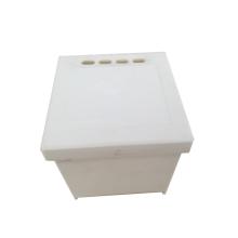 Caixa de plástico interruptor elétrico