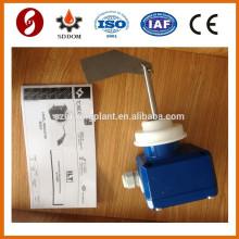 Sensor de nível de pó de alta temperatura, indicador de interruptor de nível para cimento