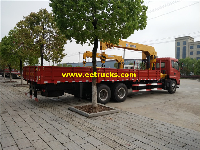 14ton Truck with Crane
