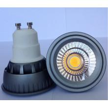 Bombilla LED GU10 de Dimmable 5W 220V 400lm COB