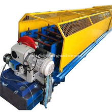Rain Water Square Steel Downpipe Roll Forming Machine