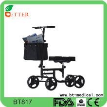 New design folding aluminum walker rollator