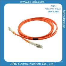 LC-LC Multimode Duplex Fiber Optic Cable/Patchcord