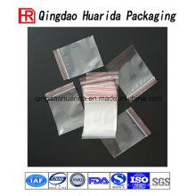 Bolsa de plástico PP de alta calidad con cremallera