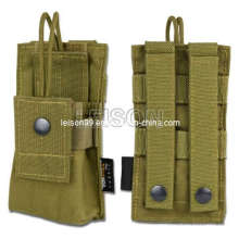 1000d Nylon or Cordura Military Tactical Walkie-Talkies Pouch