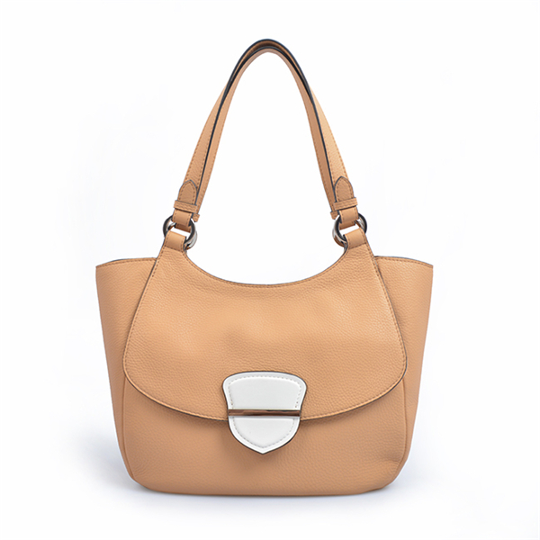 Hot Fashion Leather Handbag Fashion Genuine Leather Woman's Bag
