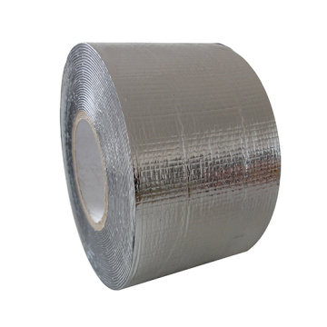 Konstruksi Reinforced Waterproof Aluminium Flashing Tape