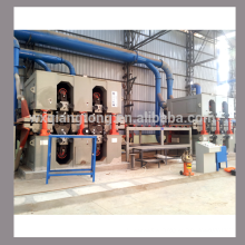 Doppelseitige 4-Fuß- und 6-Fuß-Schleifmaschine für MDF / Spanplatten / HPL / Holzbasierte Schleifmaschine