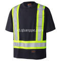 Kaos oblong safety light grosir murah ringan