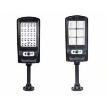 Single arm lighting solar street light